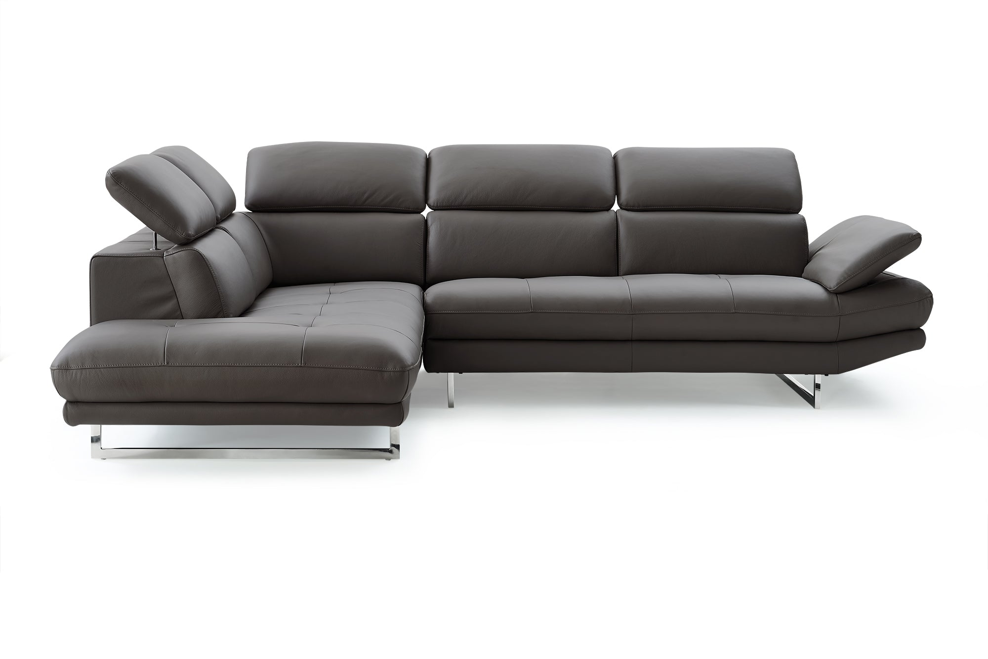 Whiteline Modern Living-Pandora Sectional-Sectionals-MODTEMPO