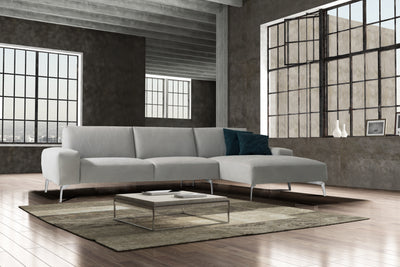 Whiteline Modern Living-Negramaro Right Facing Sectional-Sectionals-MODTEMPO