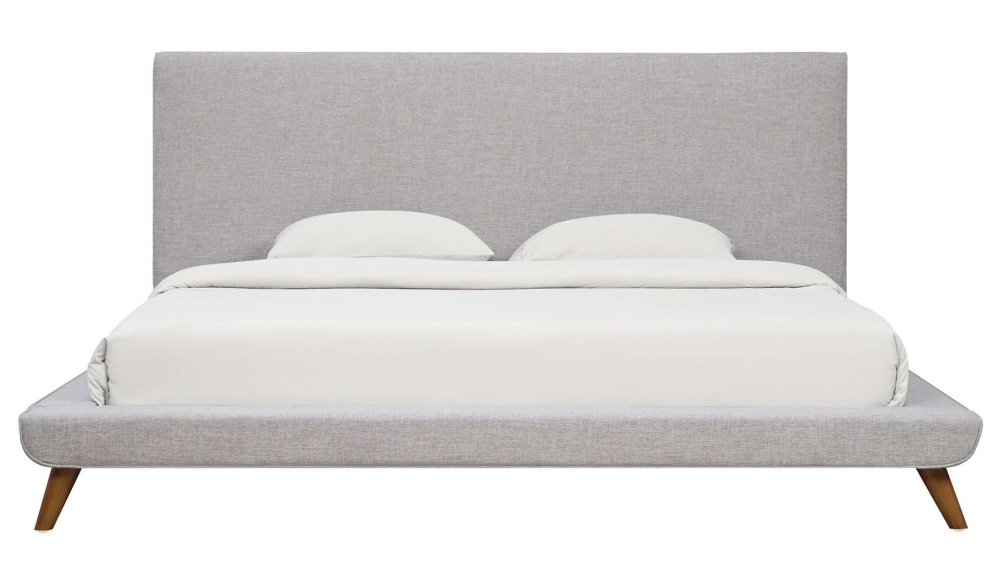Tov-Nixon Linen Bed in King-Bed-MODTEMPO