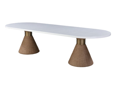 TOV-Rishi Rope Dining Table-Dining Tables-MODTEMPO