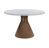 TOV-Rishi Rope Round Dining Table--MODTEMPO