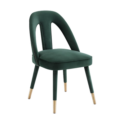 TOV-Petra Velvet Side Chair-Dining Chairs-MODTEMPO
