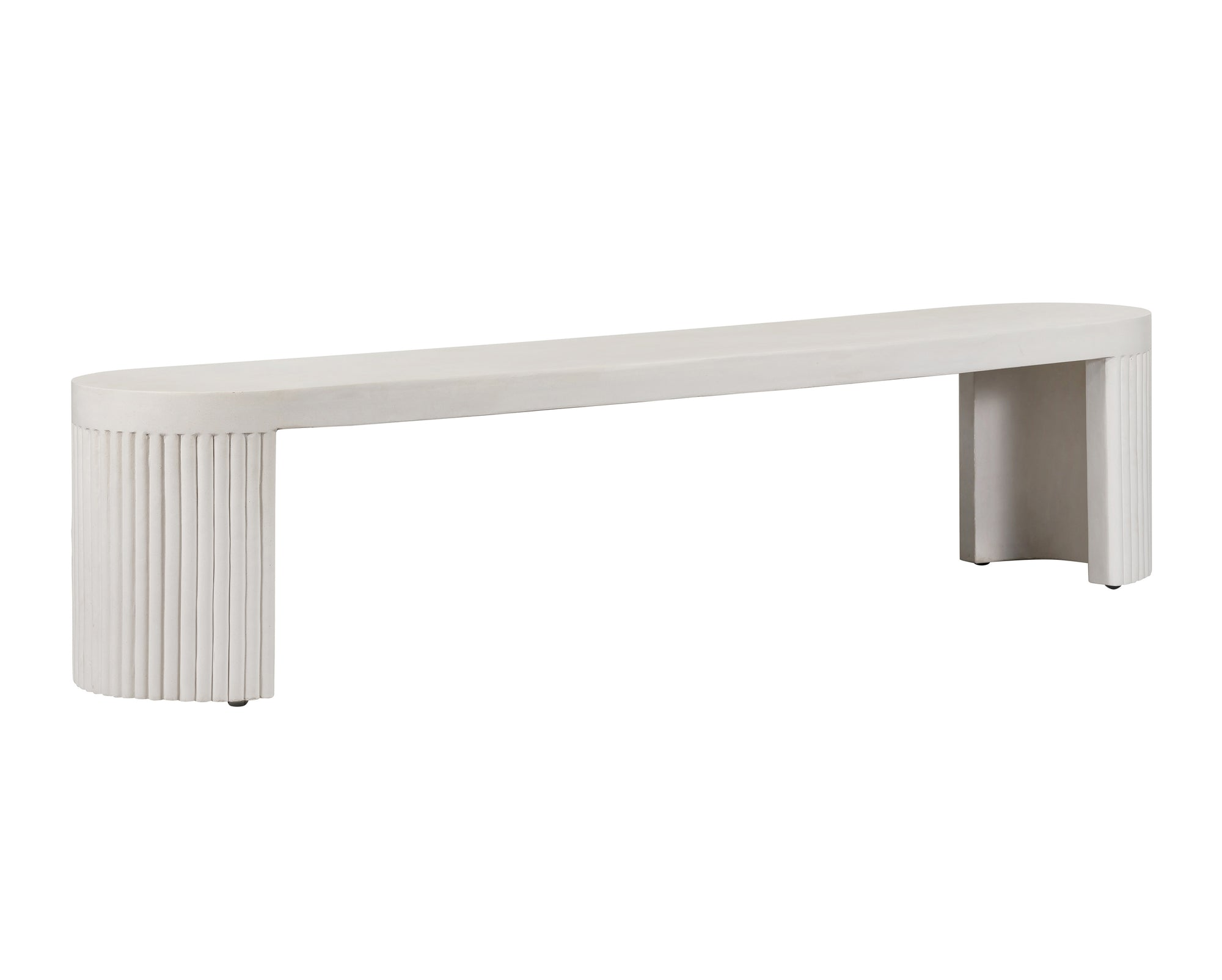 TOV-Wave Concrete Bench-Benches and Stools-MODTEMPO