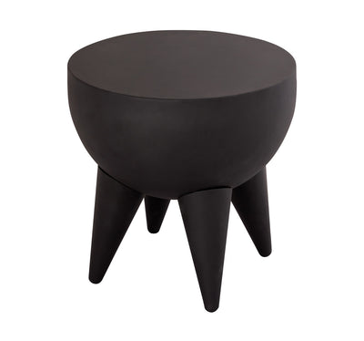 TOV-Spike Black Side Table-End/Side Tables-MODTEMPO