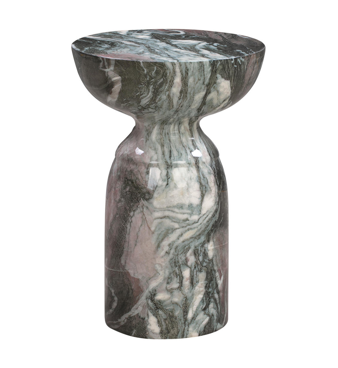 Rue Marble Side Table