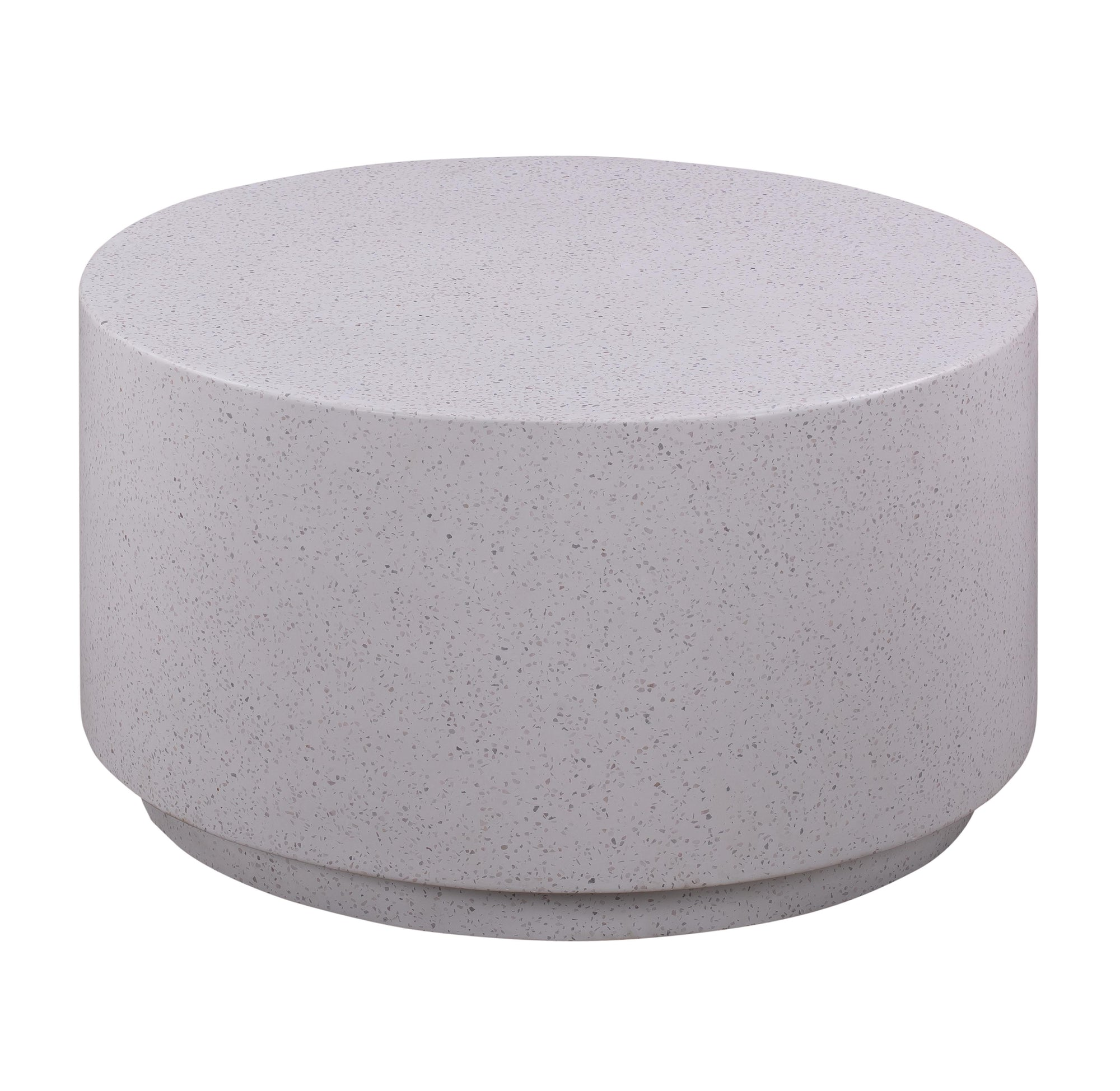 TOV-Terrazzo Light Speckled Coffee Table-Coffee Tables-MODTEMPO