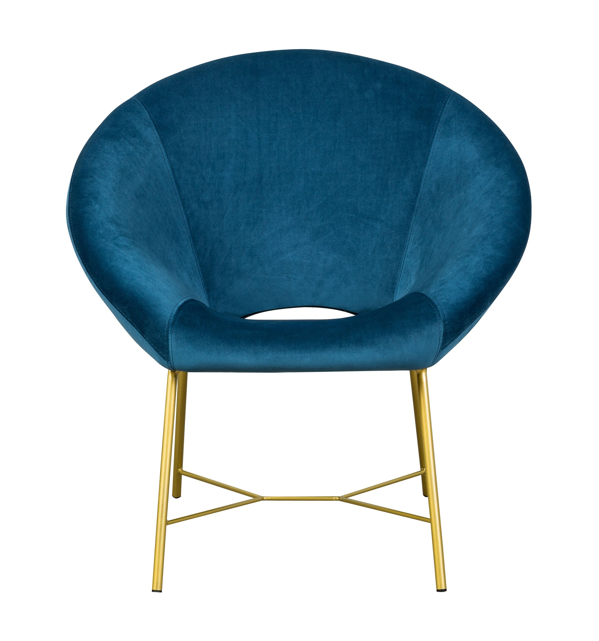 Nolan Velvet Chair