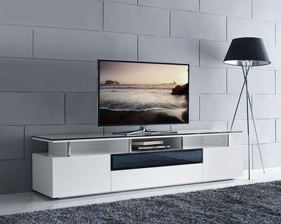 Whiteline Modern Living-Taylor TV Unit-TV Stand-MODTEMPO
