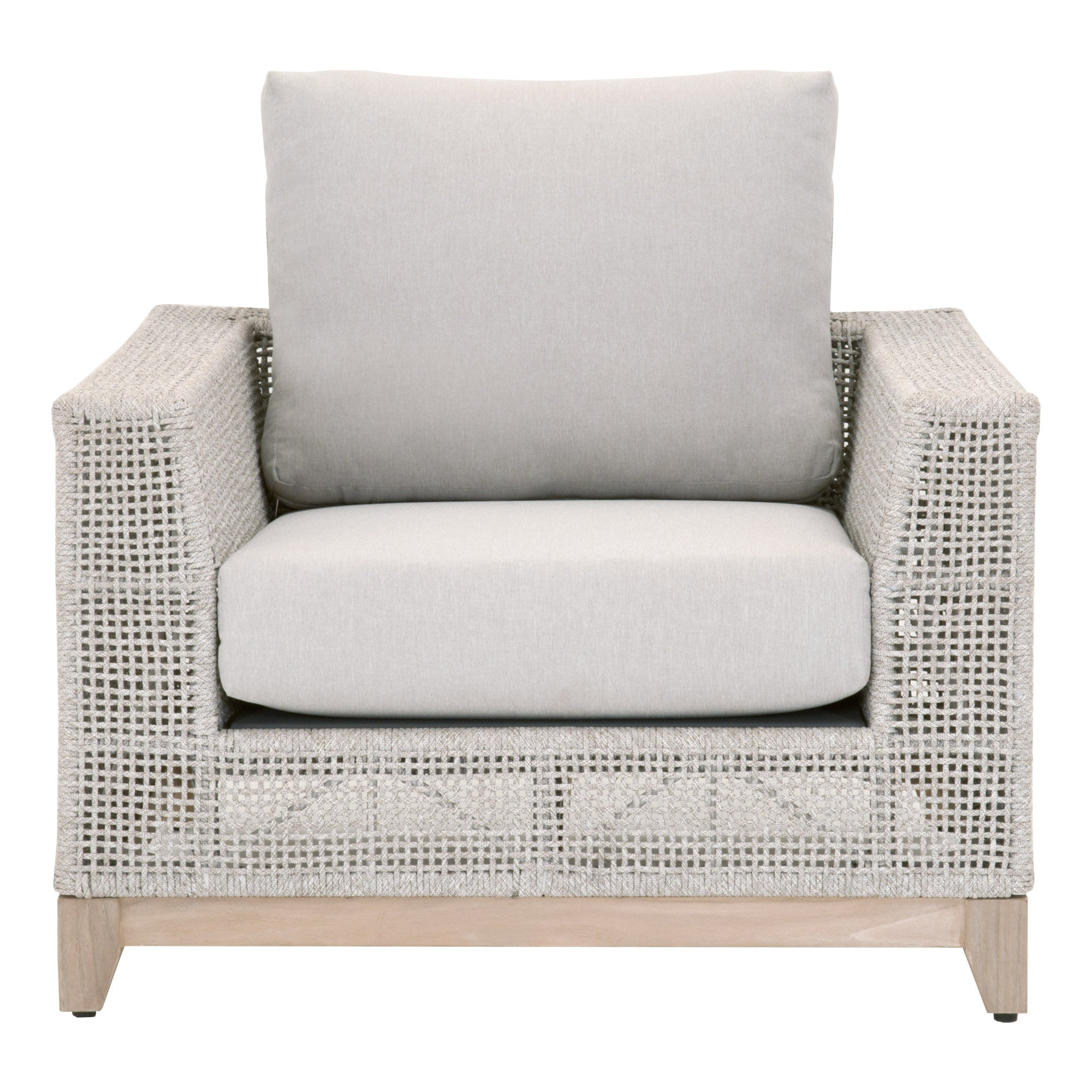 Essentials for Living-Tropez Outdoor Sofa Chair-Outdoor Lounge Chairs-MODTEMPO