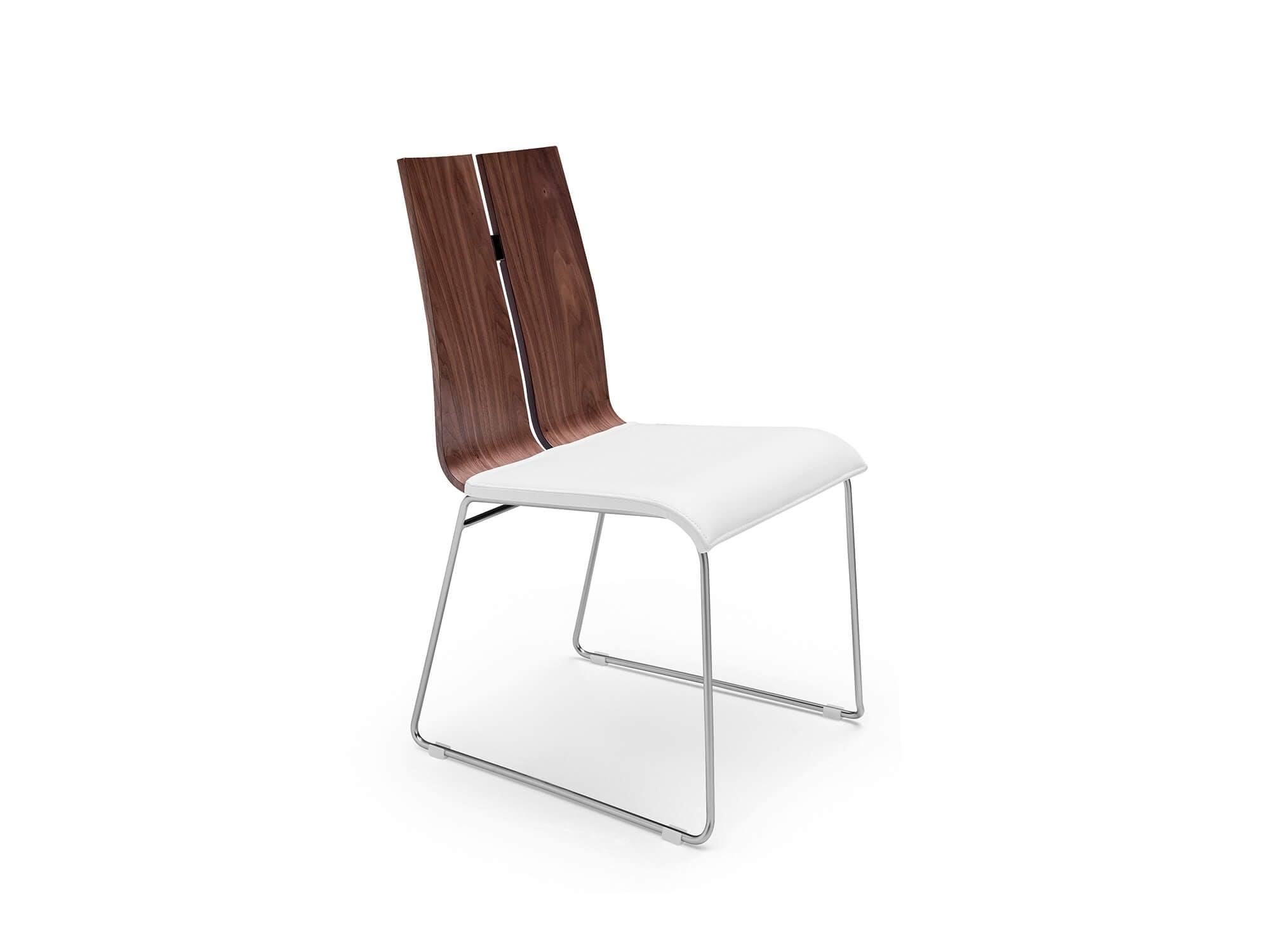 Whiteline Modern Living-Lauren Dining Chair-None-MODTEMPO