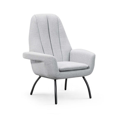 Bellini-Alberto Chair, Fabric-Lounge Chairs-MODTEMPO