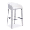 Bellini-Anabel Counterstool with chrome footrest-Bar Stools & Counter Stools-MODTEMPO