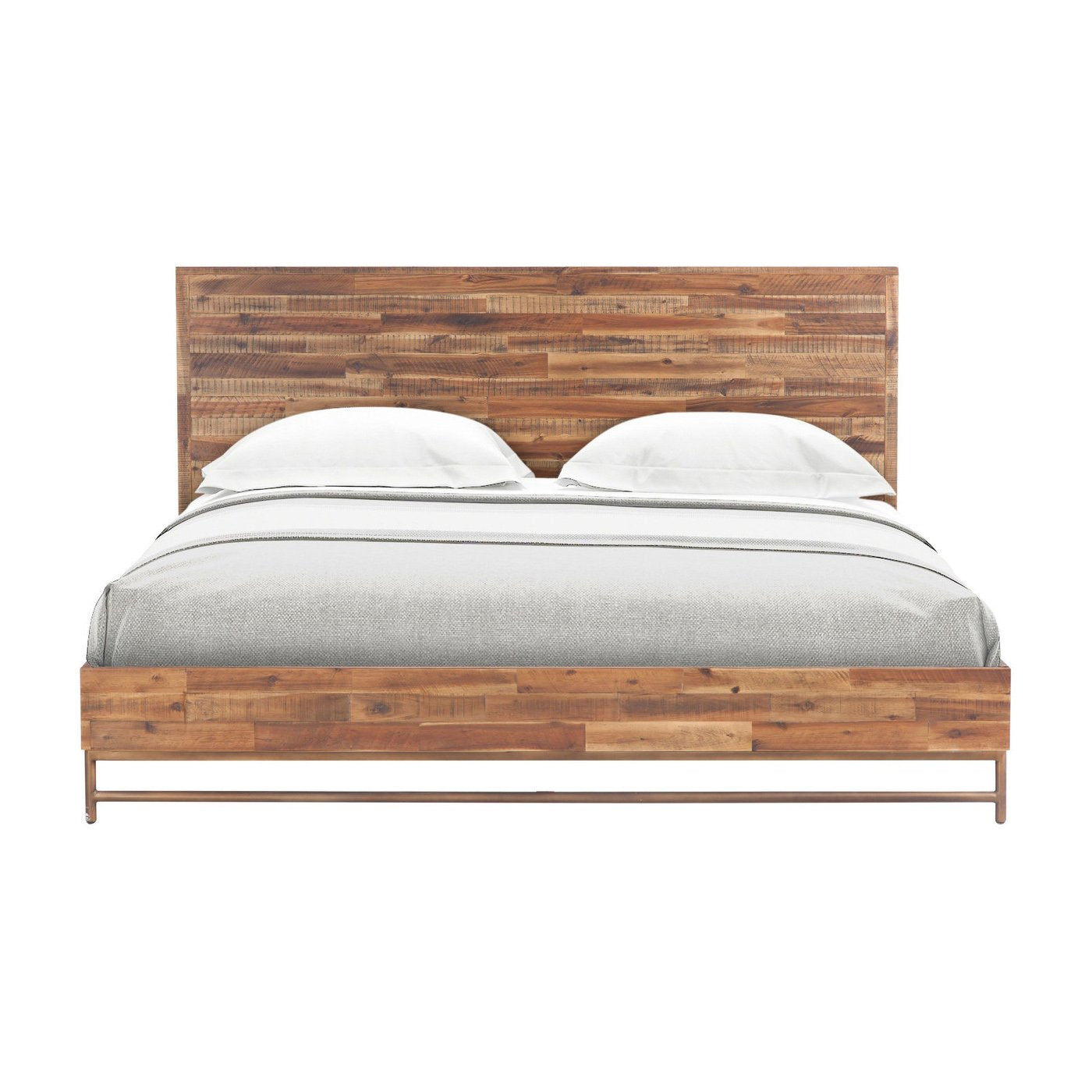 Tov-Bushwick Wooden King Bed-Beds-MODTEMPO