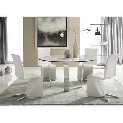 Bellini-Cirrus Round Dining Table-Dining Tables-MODTEMPO