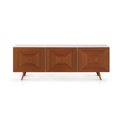 Bellini-City Sideboard in HG - Doors-Sideboards & Buffets-MODTEMPO