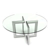 Bellini-Clara Round Dining Table-Dining Tables-MODTEMPO