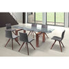 Whiteline Modern Living-Davy Extendable Dining Table-Dining Tables-MODTEMPO