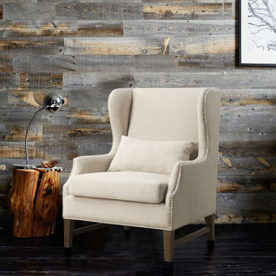 Tov-Devon Linen Wing Chair-Lounge Chair-MODTEMPO