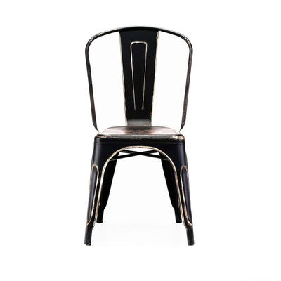 Dreux Stackable Side Chair (Set of 4)