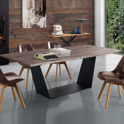 Bellini-Elio Dining Table-Dining Tables-MODTEMPO