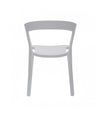 DesignLabMN-Milan Modern Stackable Arm Chair (Set of 4)-Dining Chair-MODTEMPO