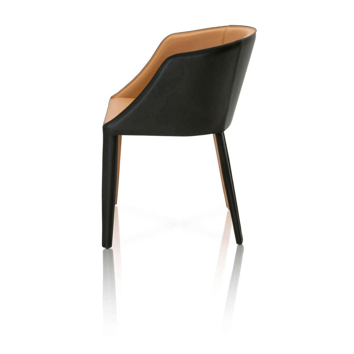 Magnificent Fontana Dining Chair Modtempo Ibusinesslaw Wood Chair Design Ideas Ibusinesslaworg