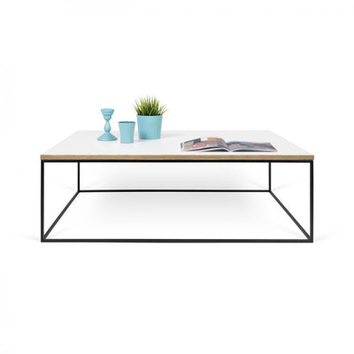 Tema Home-Gleam 47x30 Coffee Table  187042-GLEAM47-Coffee Table-MODTEMPO