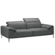 Greta Loveseat With Adjustable Neck Rest & Arm Cushions