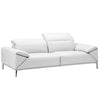 Bellini-Greta Loveseat #35612 With Adjustable Neck Rest & Arm Cushions-Loveseats-MODTEMPO