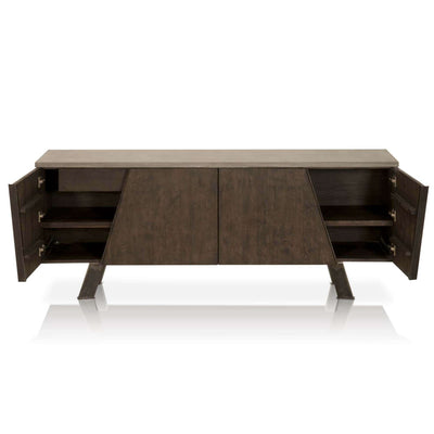 Star International Furniture-Industry Buffet-Sideboards & Buffets-MODTEMPO