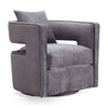 Tov-Kennedy Swivel Chair-Lounge Chairs-MODTEMPO