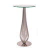 Bellini-Laura Bar Height Table RND-Bar Tables-MODTEMPO