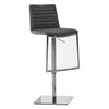 Bellini-London Swivel Hydraulic Barstool-Bar Stools & Counter Stools-MODTEMPO