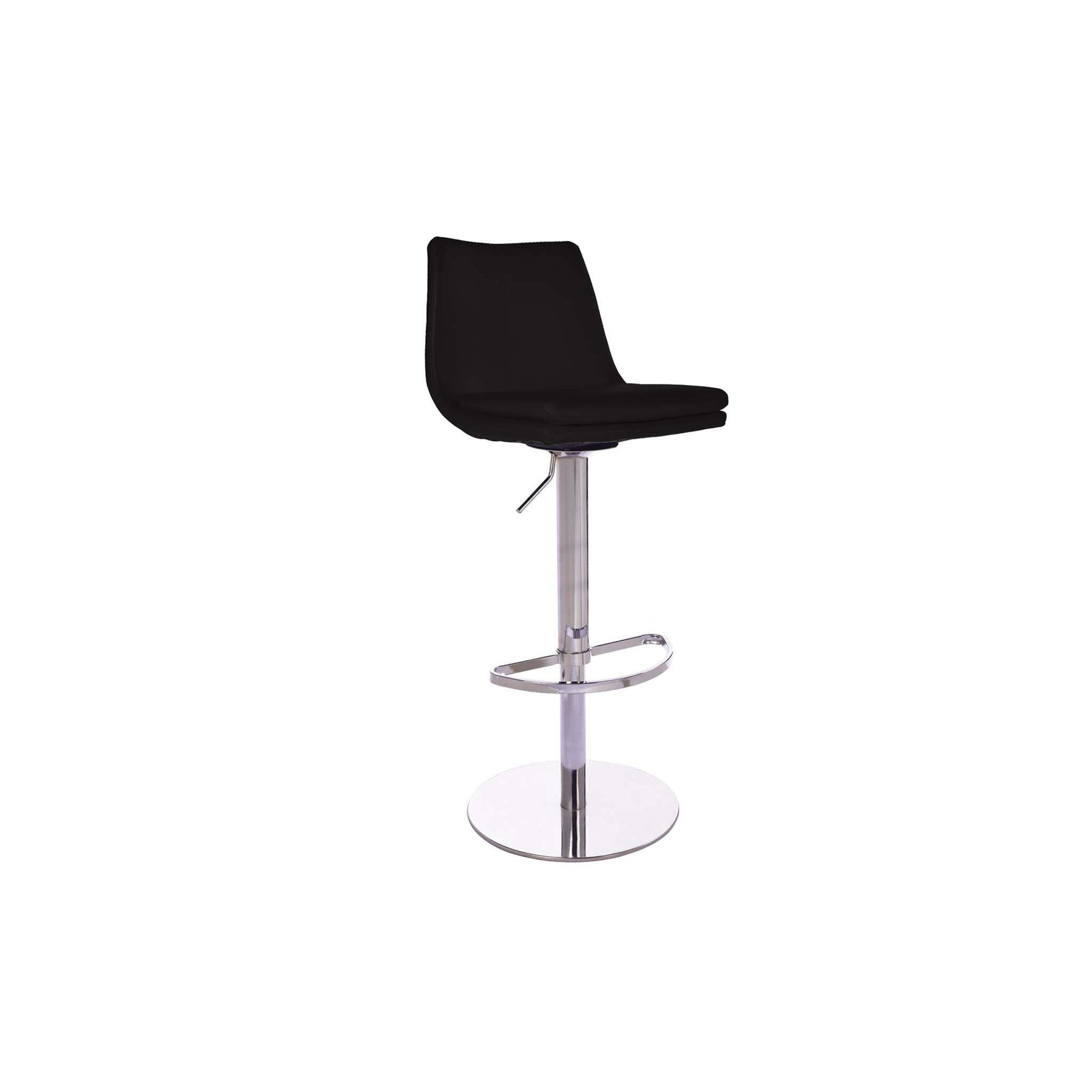 Bellini-Monte Carlo Swivel Hydraulic Barstool-Bar Stools & Counter Stools-MODTEMPO