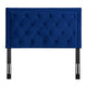 Nacht Full Headboard in Velvet