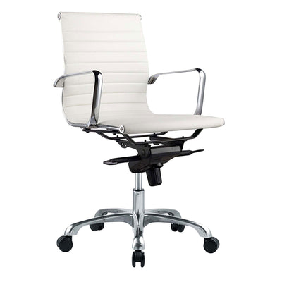 OMEGA OFFICE CHAIR LOW BACK-SET OF TWO