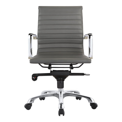 OMEGA OFFICE CHAIR LOW BACK -SET OF TWO
