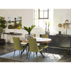 MOES-PARQ OVAL DINING TABLE-Dining Tables-MODTEMPO