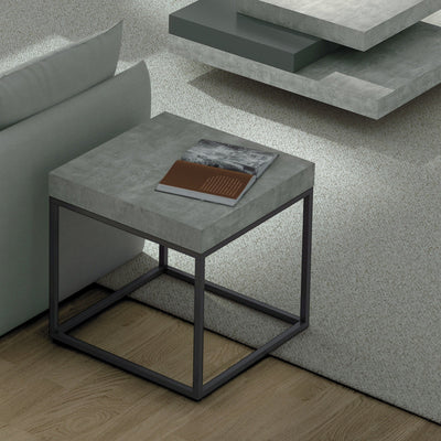 Tema Home-Petra End Table 145043-PETRA-End Table-MODTEMPO