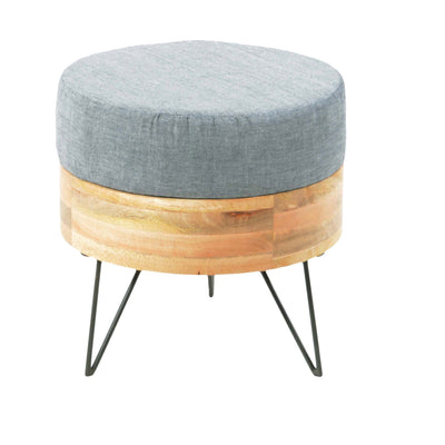 MOES-POUF ROUND-Ottomans & Stools-MODTEMPO