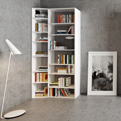 Tema Home-Valsa Composition 2012-001 126999-VALSA1-Bookcase-MODTEMPO