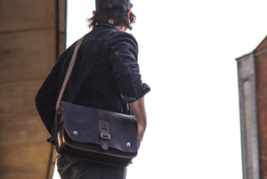 Goliath Messenger Bag - OX & RAM