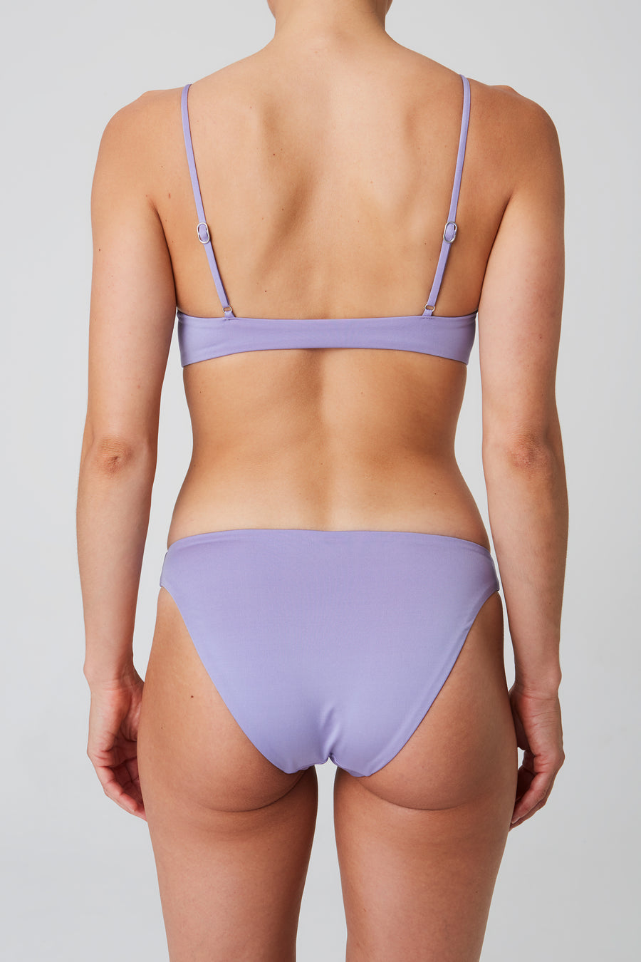 TOP – oval, lavender