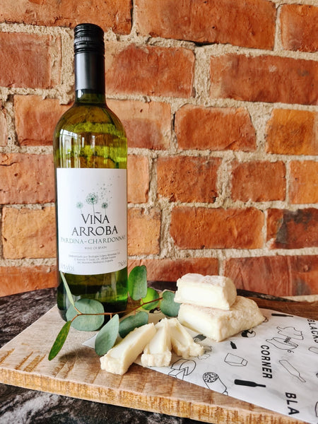 Save British Cheese Innes Brick White Wine Bundle - Collection 11th June
