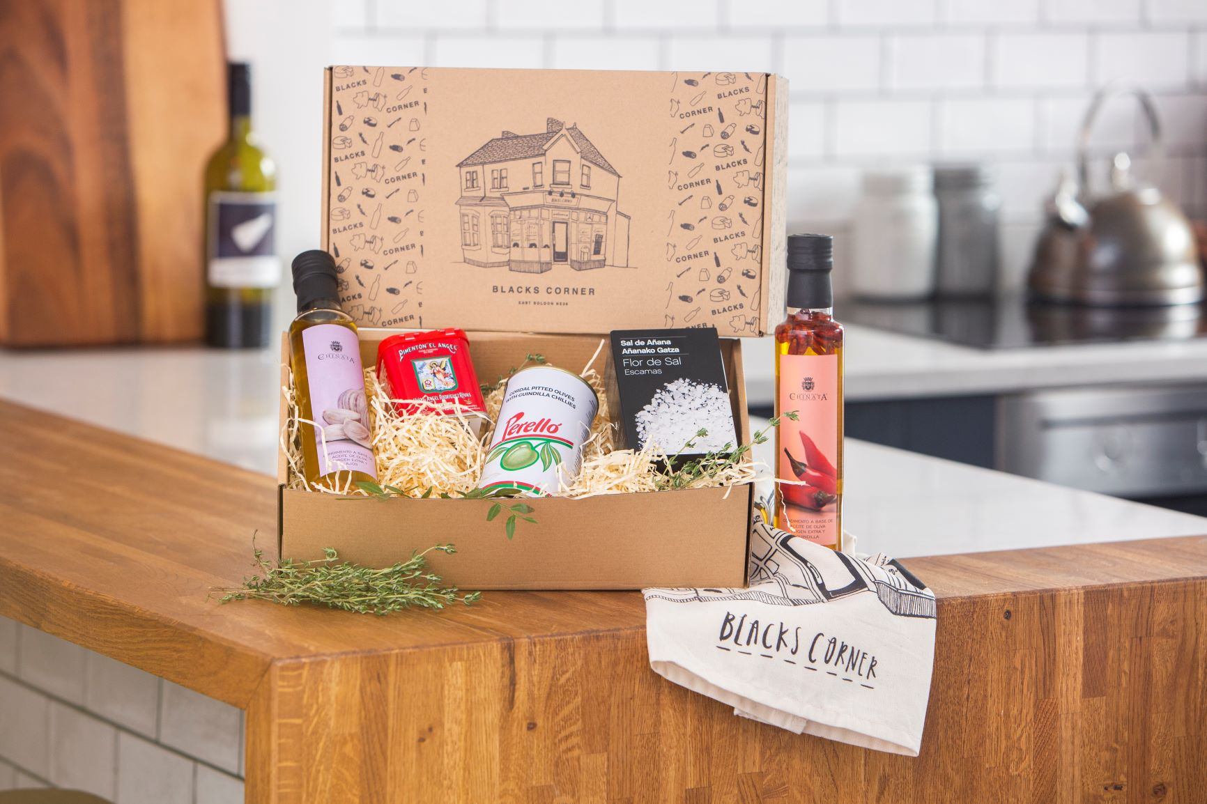 Spanish Essentials Hamper
