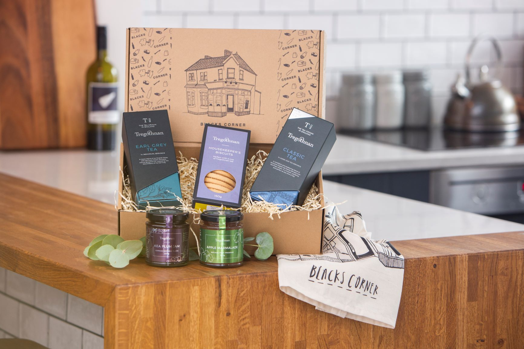 Tea Essentials Hamper
