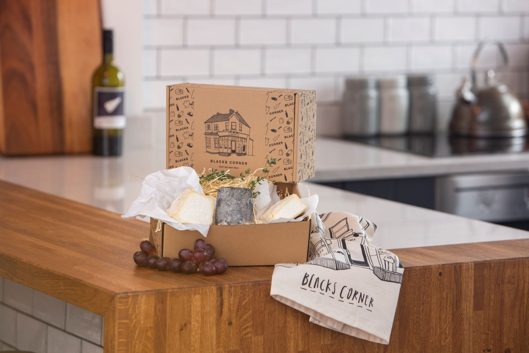 Goats Cheese Selection Hamper