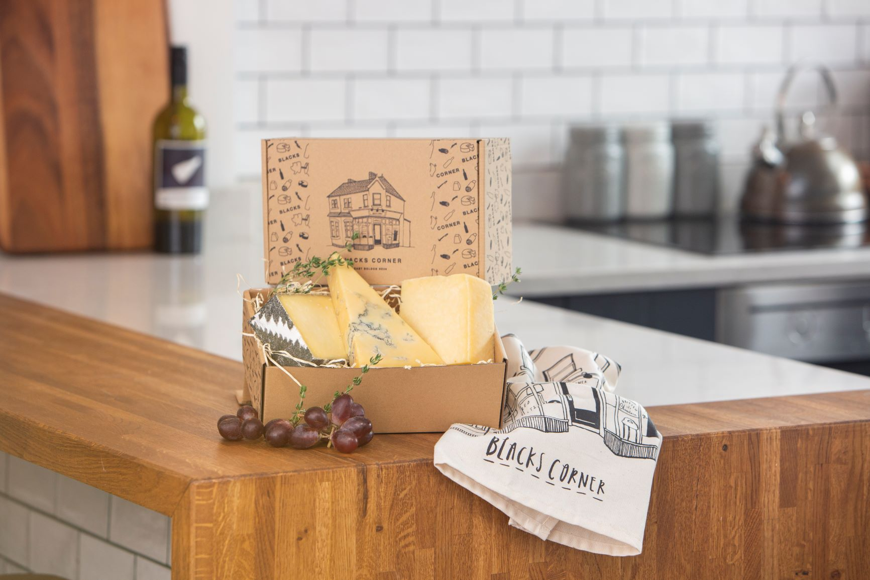 Hard Cheese Selection Hamper