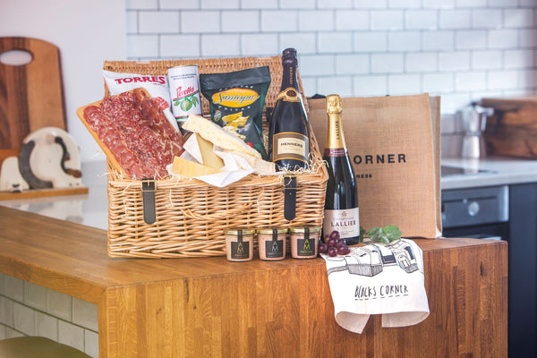 Luxury Champagne Wine Hamper