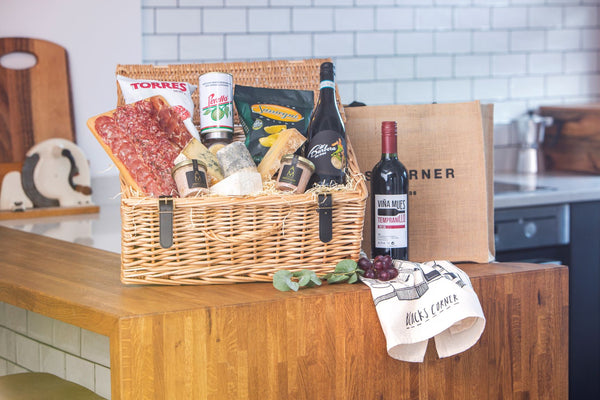 Luxury Red Wine Hamper